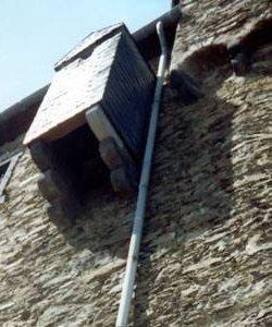 Туалет в Евопейском замке